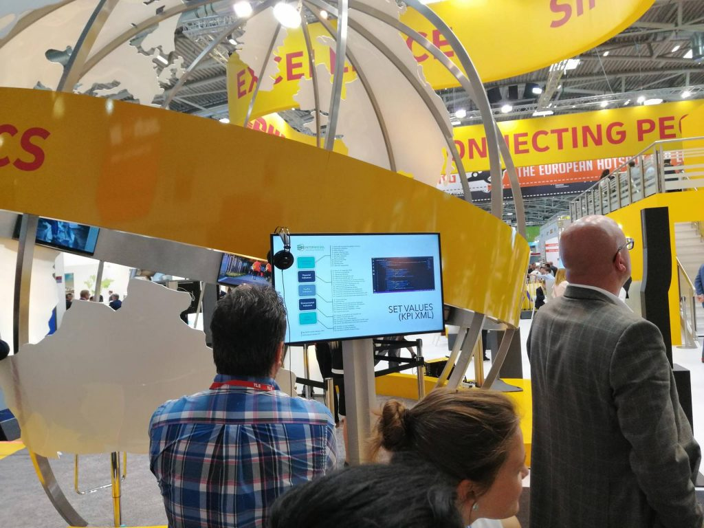 Intermodel project at Transport Logistic 2019